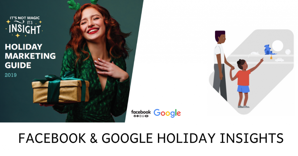 Facebook Ads e Google Ads Natale 2019